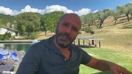 """Checco Zalone a 'I Ragazzi del Cinema America': """"Distanziatevi mentre guardate il mio film"""""""