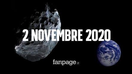 Il 2 novembre 2020 un asteroide potrebbe colpire la Terra: ecco perché non abbiamo nulla da temere