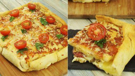 Torta di pane: un'idea facile e veloce per sorprendere i vostri amici a cena!