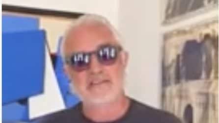 """Flavio Briatore contro i virologi pochi giorni fa: """"Avete terrorizzato l'Italia"""""""