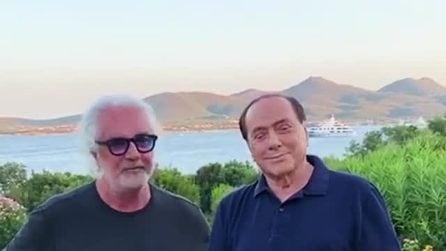 Berlusconi negativo al tampone: aveva incontrato Briatore in Sardegna