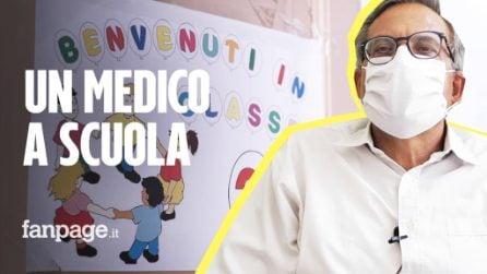 """Riapertura scuole a Napoli, il preside dei Quartieri Spagnoli: """"Pagheremo un medico per i ragazzi"""""""