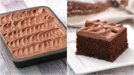 Zucchini chocolate cake: the incredible recipe you'll fall in love with!