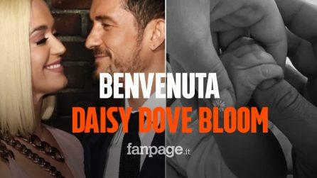 È nata Daisy Dove, prima figlia di Katy Perry e Orlando Bloom: l'annuncio sulla pagina UNICEF