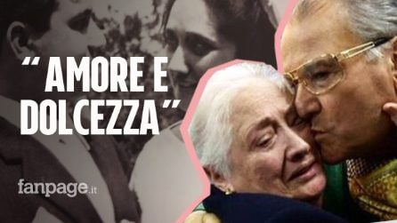 """Morte della moglie del """"Boss delle Cerimonie"""": i messaggi d'affetto e il suo amore per Don Antonio"""