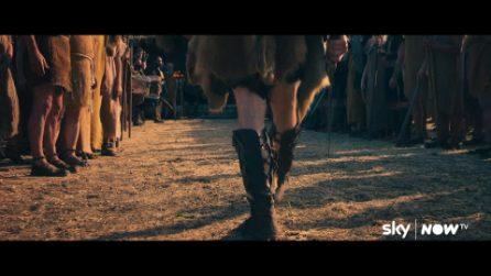 Romulus, il teaser della serie Sky di Matteo Rovere