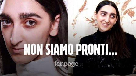 Armine e lo splendore della diversità: la modella di Gucci diventata vittima di body shaming