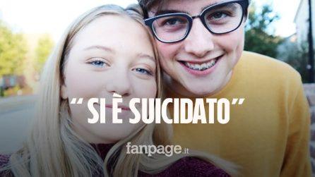"""Morte Landon Clifford, la moglie: """"Si è suicidato, lottava con ansia e depressione"""""""