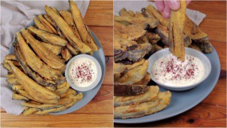 Melanzane fritte: come farle croccanti e saporite!