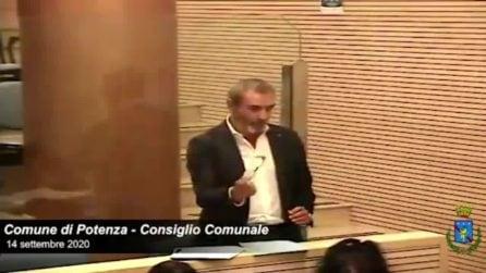 """Potenza, il consigliere comunale di FdI: """"L'omosessualità è contro natura"""""""