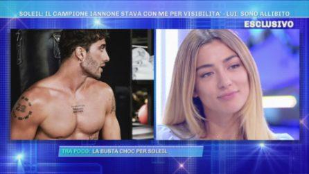 """Soleil Sorge: """"Tra me e Andrea Iannone non c'è stato niente"""""""
