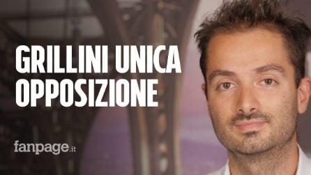 """Cirillo (M5S): """"Noi unica opposizione, in Campania non esiste il Pd, esiste solo De Luca"""""""