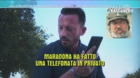 """Pietro Puzone ricoverato in una clinica: """"Maradona mi ha telefonato"""""""