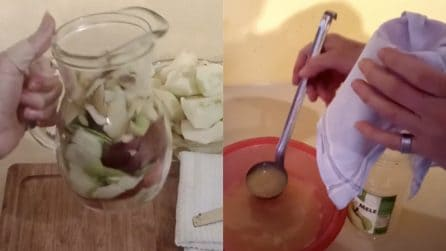 Aceto di mele fatto in casa: tutti i passaggi per prepararlo
