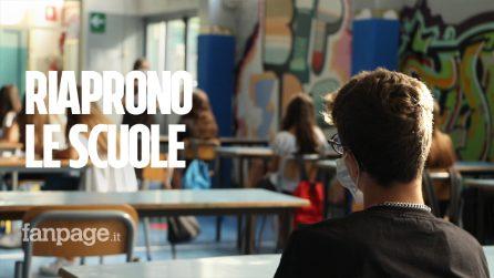 Ritorno a scuola nei licei, tra ingressi scaglionati, orari differenziati e lezioni in palestra