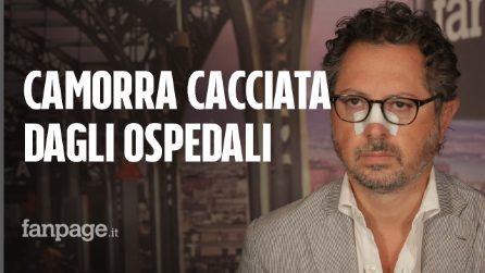 """Borrelli (Europa Verde): """"Abbiamo cacciato i clan dagli ospedali, volevano uccidermi"""""""