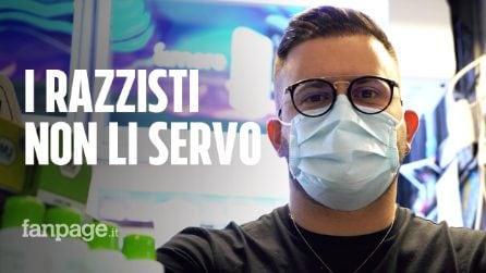 """Maglietta """"Odio Napoli"""" in metro a Milano, l'edicolante: """"Mi sono rifiutato di servire un razzista"""""""