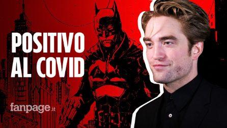 Robert Pattinson positivo al coronavirus, le riprese di The Batman sono sospese