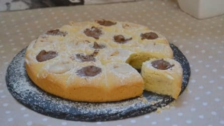 Crostata pasticcino bigusto: un dolcetto friabile e morbido
