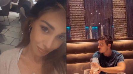 Belén Rodriguez conferma il flirt con Antonino Spinalbese, in rete il video in cui sono insieme