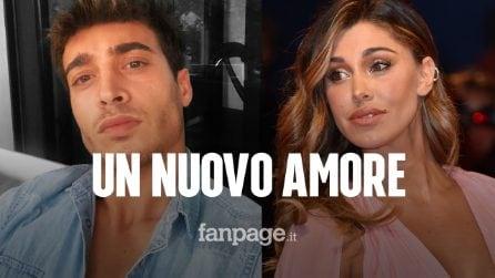 Belén Rodriguez allo scoperto con Antonino Spinalbese, il primo video condiviso dalla showgirl
