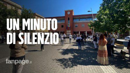 Colleferro si ferma: un minuto di silenzio per ricordare Willy ucciso a 21 anni