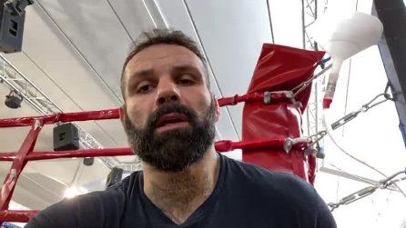 """Alessio Sakara, esperto di MMA: """"Willy picchiato dalle mele marce di questo sport"""""""