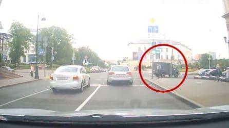 Bielorussia, il video del momento del rapimento di Maria Kolesnikova