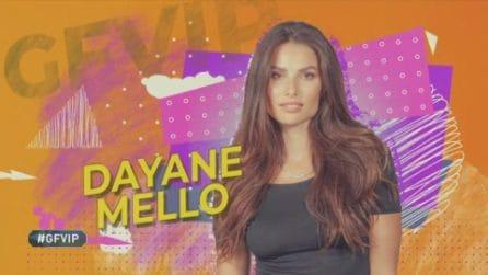 La clip di presentazione di Dayane Mello al Grande Fratello VIP