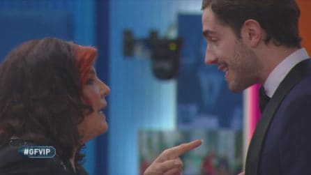 "Patrizia De Blanck a Tommasi Zorzi: ""A te non ti saluto, stro***!"""