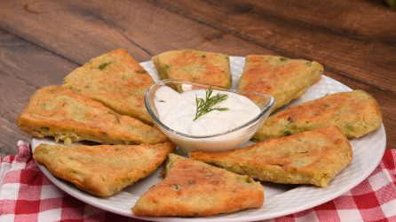 Herb bread: the quick and easy idea for a delicious aperitif!