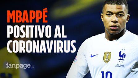 Kylian Mbappé positivo al Coronavirus: salta la sfida tra Francia e Croazia