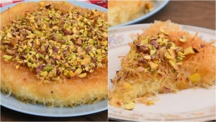 Knafeh recipe: how to make one of the most popular desserts in the Middle East