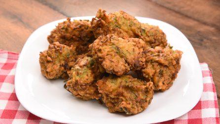 Bombe di zucchine: le frittelle saporite perfette come antipasto!