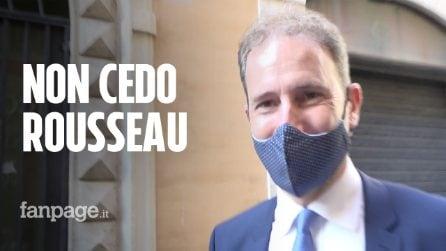 """Casaleggio a Roma per sedare la rivolta M5S: """"Cedere Rousseau? È già a disposizione del Movimento"""""""