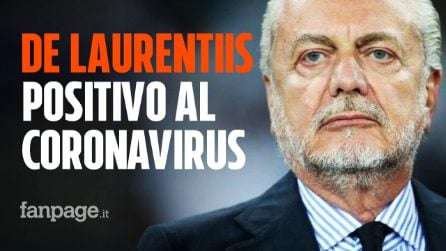 Aurelio De Laurentiis positivo al Coronavirus: ieri ha partecipato all'assemblea di Lega Serie A