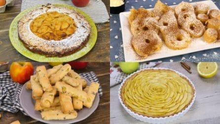 4 ricette golose da provare nella giornata nazionale delle mele!