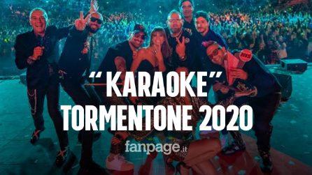"""""""Karaoke"""" di Boomdabash e Alessandra Amoroso proclamato tormentone dell'anno"""