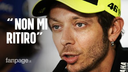 """Valentino Rossi non si ritira: """"Nel 2021 correrò al 99% con Petronas"""""""