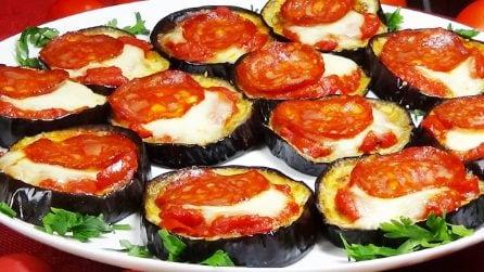 Bruschette di melanzane: la ricetta del contorno delizioso senza friggere