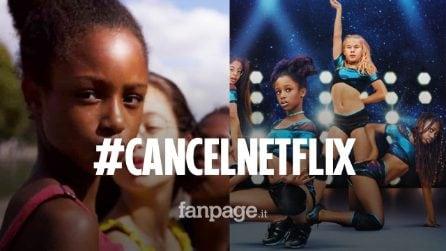 Donne ai primi passi e il poster che sessualizza le bambine: l'hashtag #cancelnetflix è virale