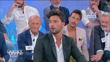 """Armando Incarnato litiga con Jessica Antonini: """"Ti senti una principessa"""""""