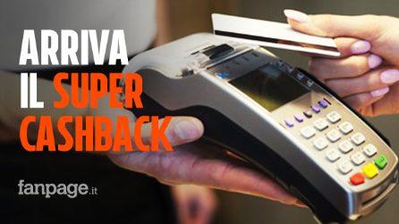 Super Cashback, premio fino a 3mila euro per chi paga con la carta: ecco come funziona
