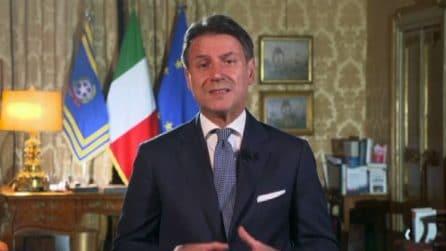 """Conte: l'Italia deve osare: possiamo vincere la sfida della ripartenza"""""""