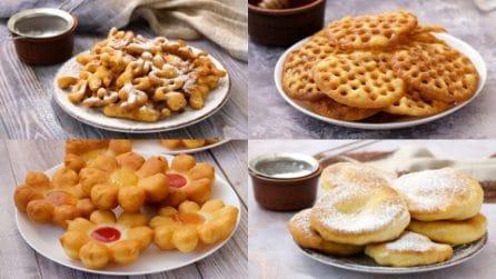 4 Modi creativi per preparare delle frittelle dolci buone e belle da vedere!