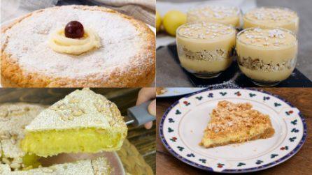 4 ricette golose e perfette per festeggiare la festa dei nonni!