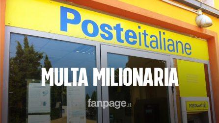 Poste italiane multata per 5 milioni dall'Antitrust per mancata consegna delle raccomandate