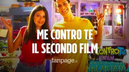 Me contro Te Il FILM – Il mistero della scuola incantata al cinema: in sala dall' 1 gennaio 2021
