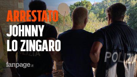 Johnny lo zingaro è stato arrestato: era ancora in Sardegna