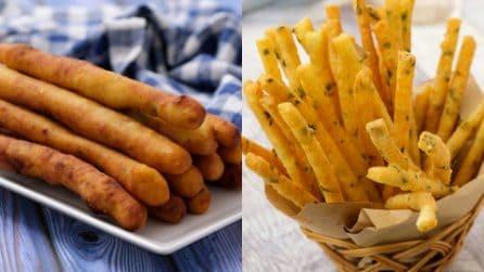 Prova questi modi originali per preparare dei bastoncini di patate irresistibili!